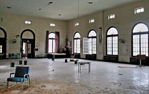 Margaret Hagen Hall awaits refurbishing