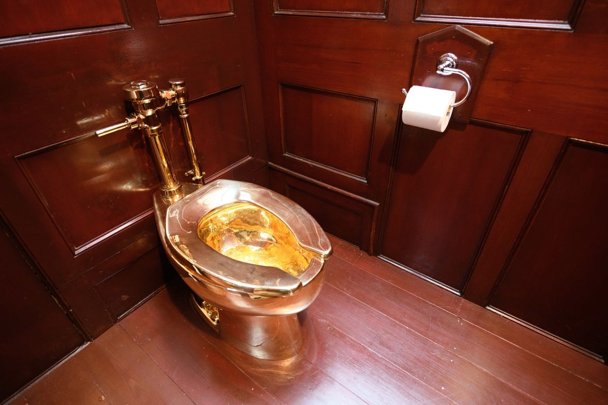 It's Time to Knock the Toilet Off Its Pedestal