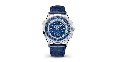 The Patek Philippe Worldtime Chronograph