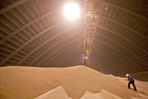 Potash Corp. Cuts Forecast