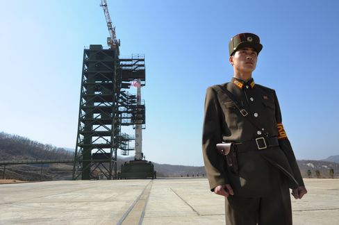 North Korea Preparing Nuclear Test, South's Intelligence Says
