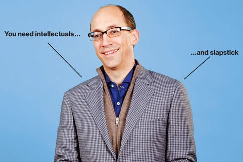 How to Run Your Company Like an Improv Group, by Twitter CEO Dick Costolo
