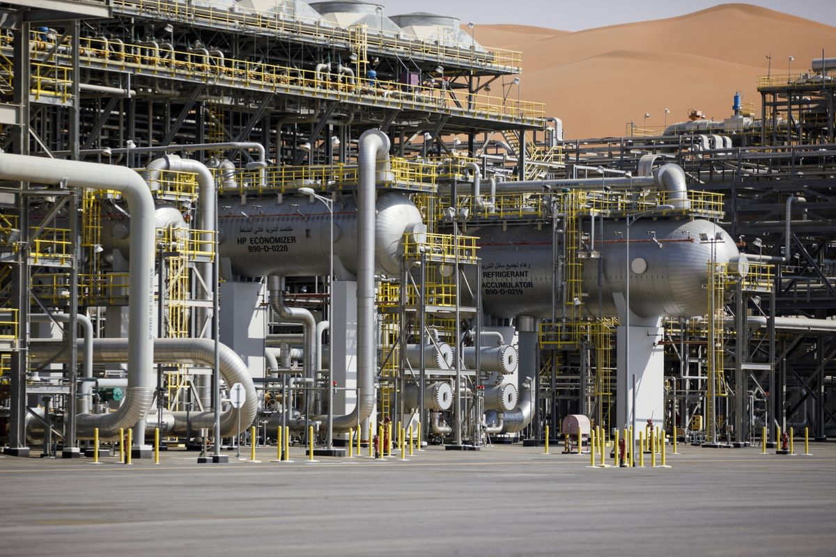 Saudi Arabia Doubles the Amount Banks Can Lend for Aramco IPO