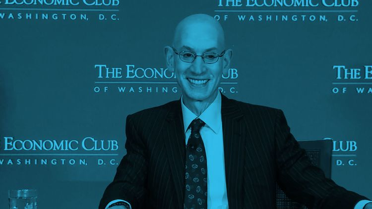 relates to Episode 8: Adam Silver, NBA Commissioner