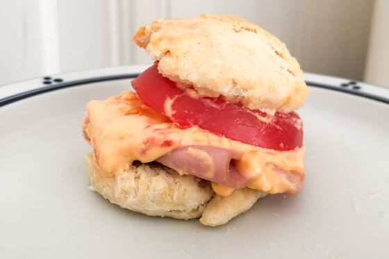 Biscuits Emerge as The Summer's Key to a Better Sandwich