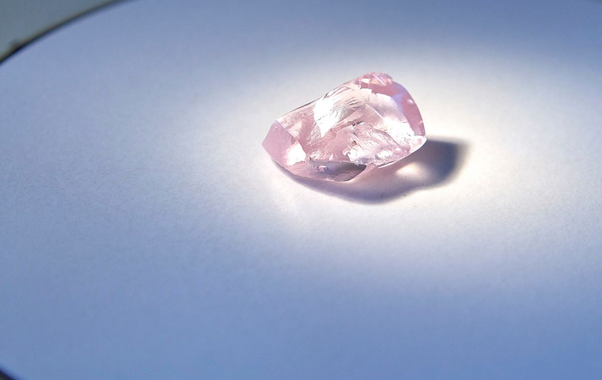 Giant Pink Diamond Discovered Could Be Alrosa's Most Expensive