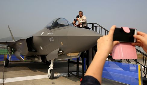 Inside The Seoul International Aerospace & Defense Exhibition