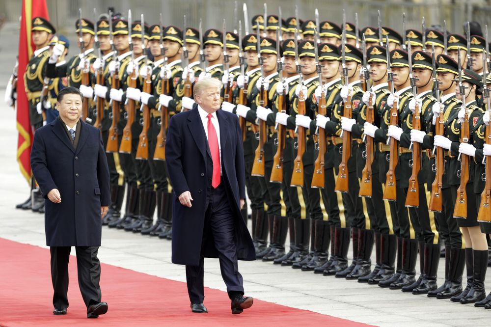 China And The U S Are In A New Cold War Bloomberg