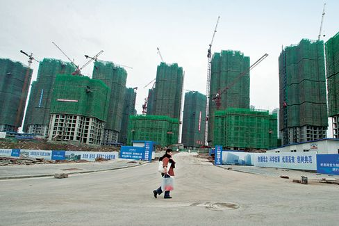 China Gambles on Affordable Housing