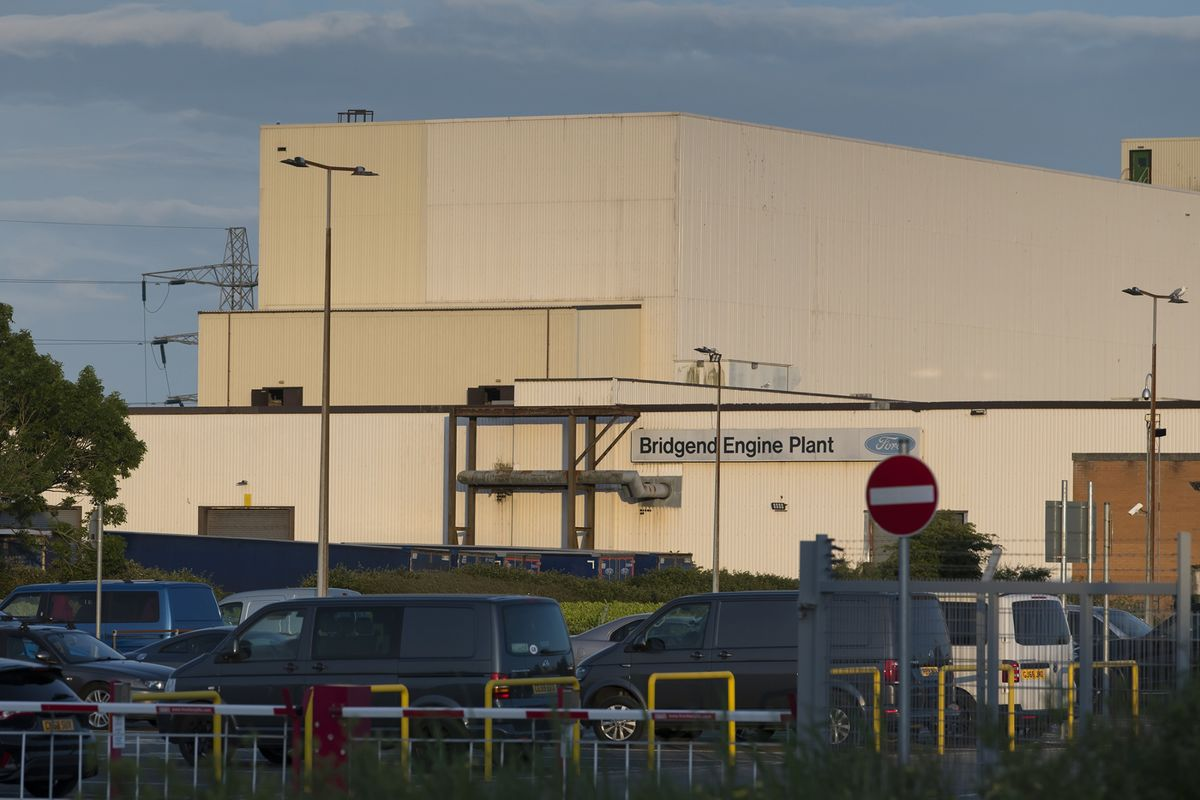 Ford To Close U.K. Engine Factory As Part Of Restructuring