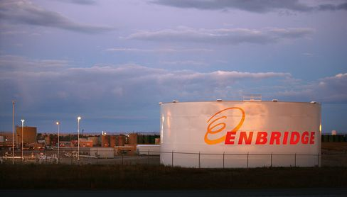Enbridge Pipeline Faces Scallop-Farmers Fight