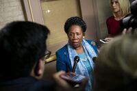 Speaker Pelosi And House Democrats Unveil Healthcare Legislation