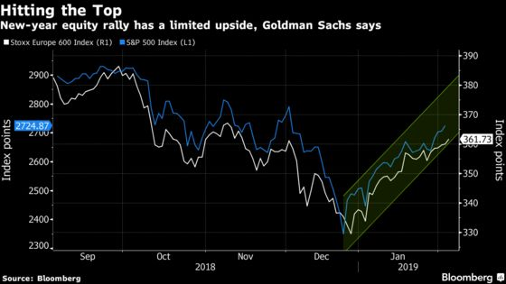 Don't Hold Your Breath for Big Stock Returns, SaysGoldman Sachs