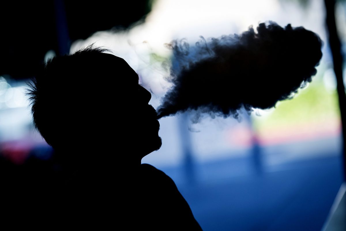 2 Million U.S. Teens Are Vaping Marijuana