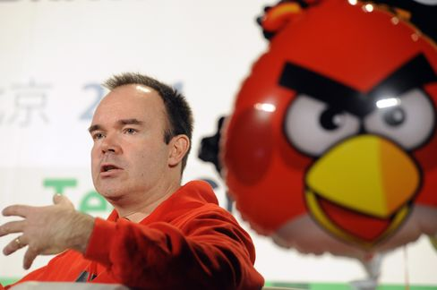 'Angry Birds' Maker to Open First Stores in China This Year