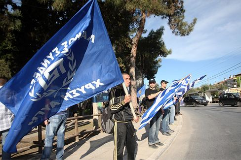 Greece's Crackdown Is Risky???and Long Overdue