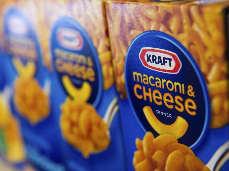 Kraft Heinz Sinks Near Record Low on $15.4 Billion Writedown (1)