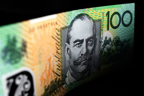 Aussie Dollar Falls on China Manufacturing Decline