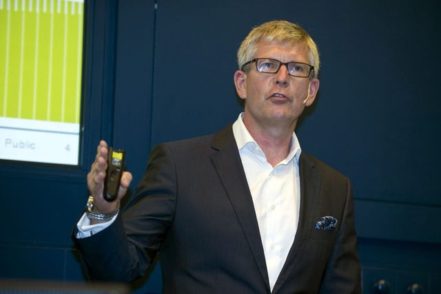 Ericsson appoints Investor AB veteran Borje Ekholm as new CEO