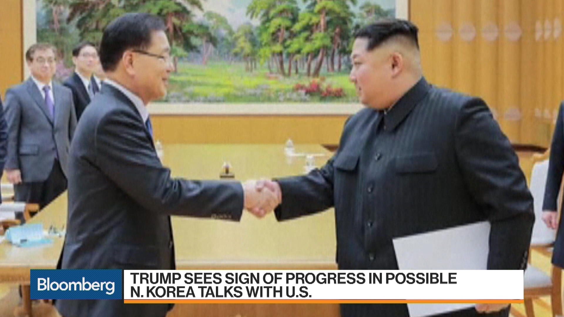 I believe North Korea is honest