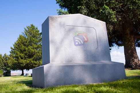 The Death of Google Reader Is a Social News Win