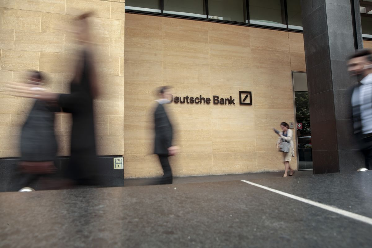 Deutsche Bank's Big Raid Last Year Is Settled With Small Fine