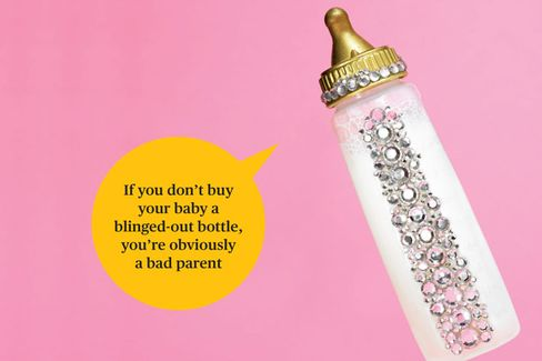 The Luxury Market for Babies and Toddlers Is Back
