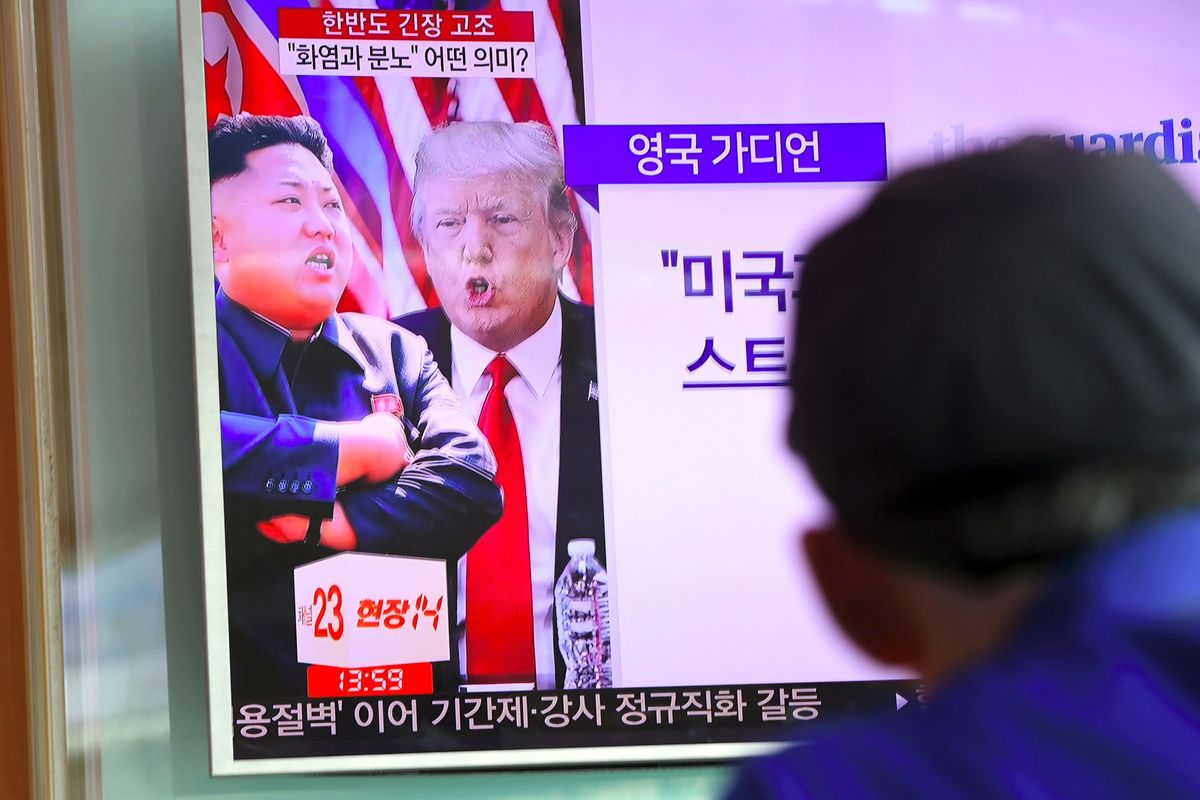 Trump's 'Fire and Fury' North Korea Warning Puts World on Edge