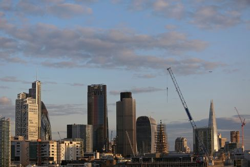 Office Buildings In The City Of London