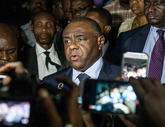 Congo's Top Court Bars Opposition Leader Bemba From Election