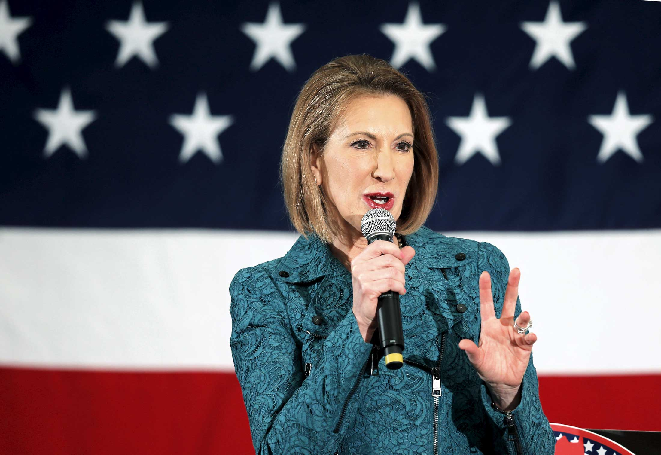 What Brought Carly Fiorina Down At Hp Is Her Greatest 2016 Asset Bloomberg