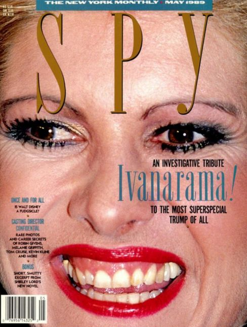 The cover of the May 1989 issue.