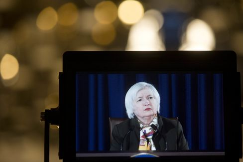 Fed Chair Janet Yellen News Conference Following FOMC Meeting