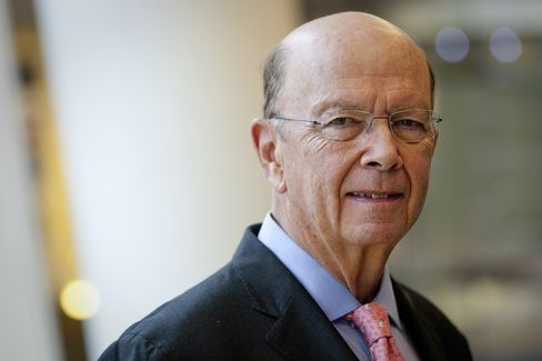 Chairman and Founder of WL Ross & Co. Wilbur Ross