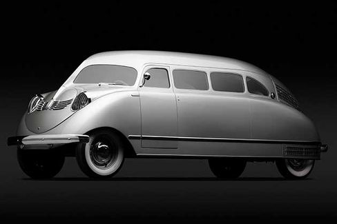 Scarab, 1936; designed by William B. Stout