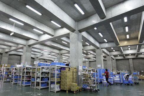 Inagora Wandou warehouse.