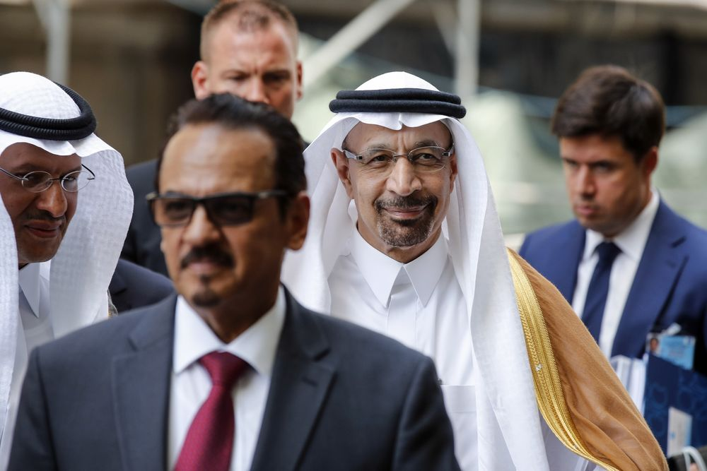 Saudi Arabia and Russia Aren't Feeling OPEC's Market-Share