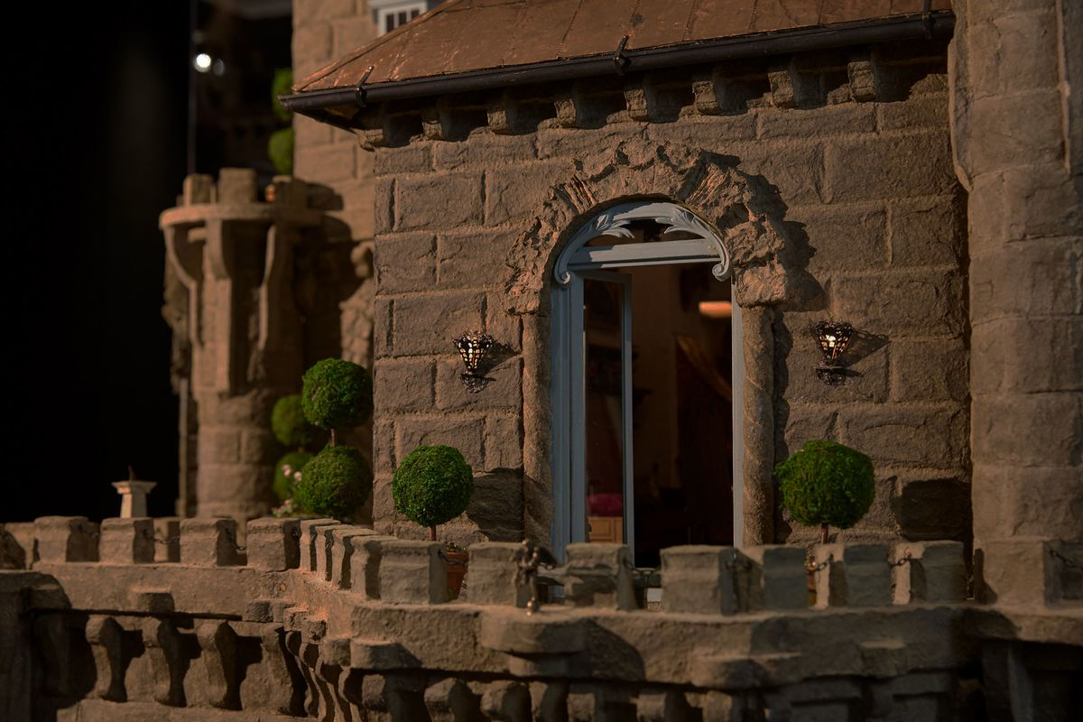 Astolat Dollhouse Castle Photos World S Most Expensive Bloomberg