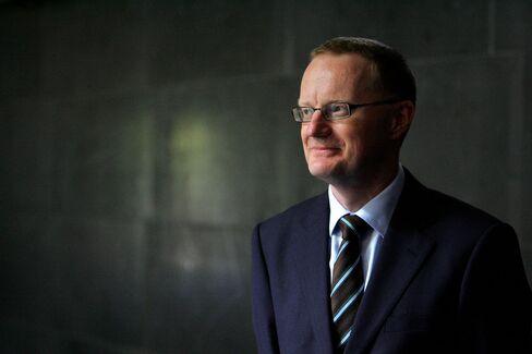 RBA Deputy Governor Philip Lowe