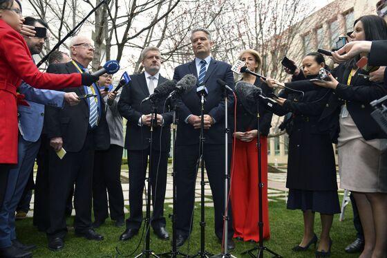 Australia's Turnbull Digs In as Rival Dutton Seeks Leadership