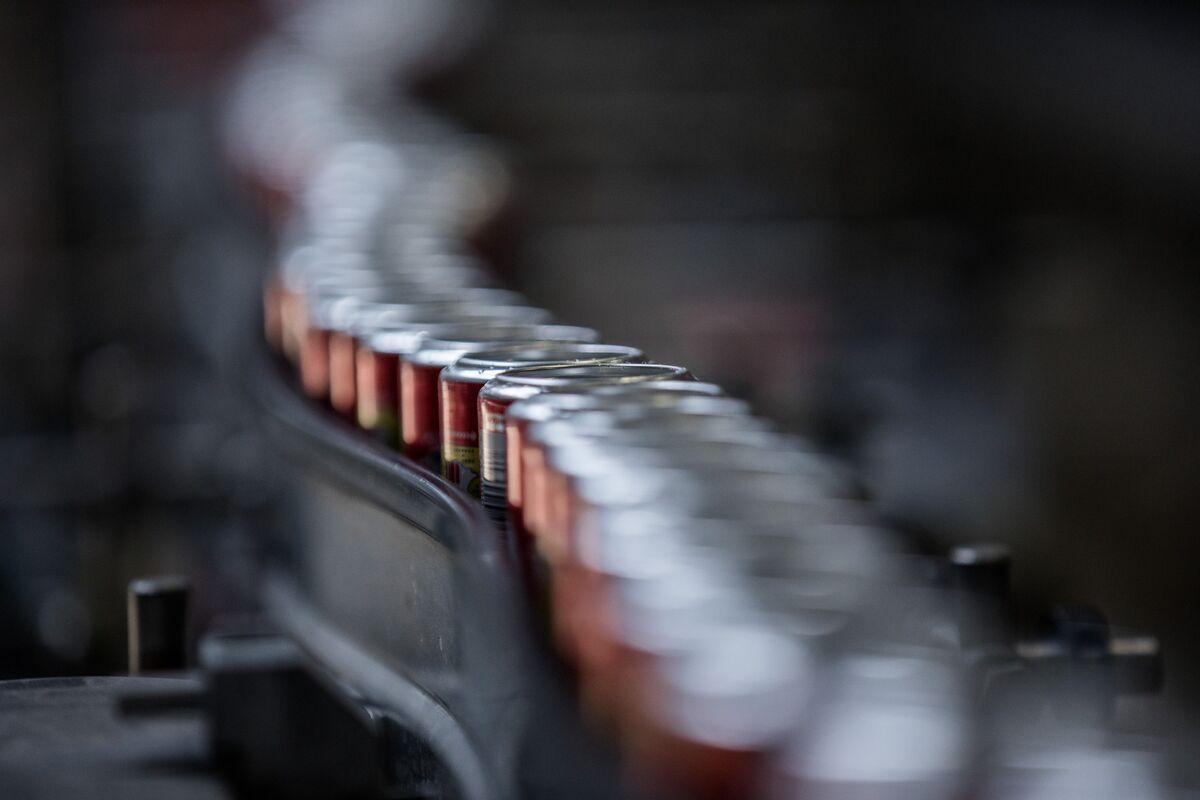 U.K. Soft Drink Makers Have Just Days of Carbon Dioxide Left
