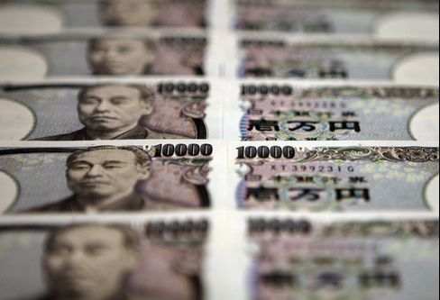 Yen Declines Before Reports U.S. Jobs, French Manufacturing