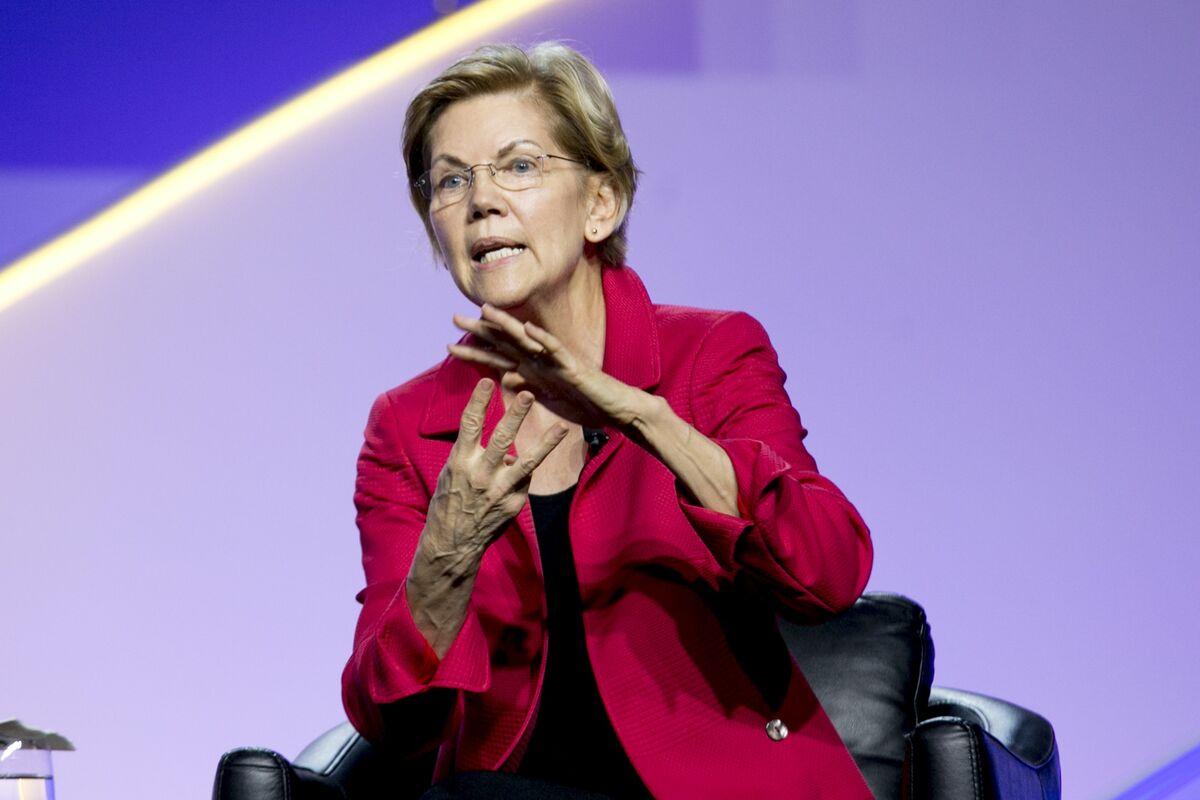 Elizabeth Warren Breaks With Trump in New Trade Policy Plan