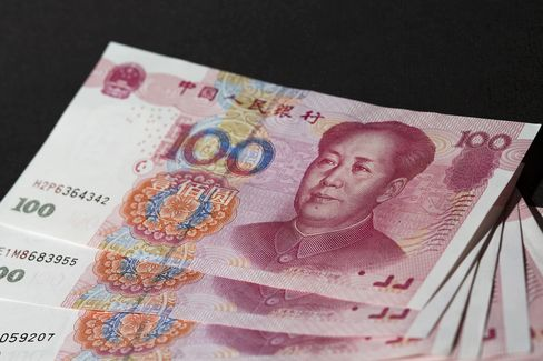 Yuan Jumps Most This Year, Breaks Through 6.20 Versus the Dollar