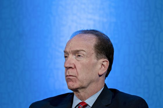 World Bank's Malpass Weighed Changes That Threatened China Rank