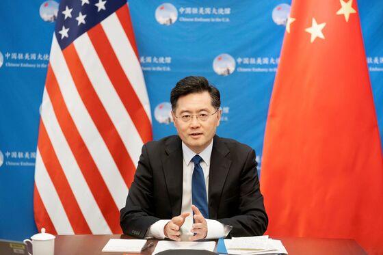 XiJinping's U.S. Envoy Invokes Lincoln in Declaring China a Democracy