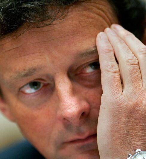 Tony Hayward BP CEO