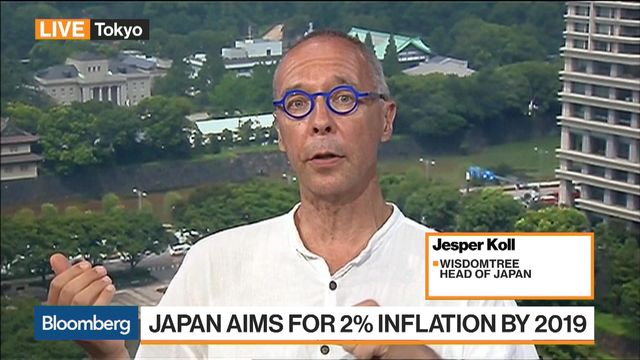 Japan Stuck in Inflation Doldrums With Core CPI at 0.5%