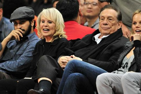 The NBA Says Donald and Shelly Sterling Are in Cahoots