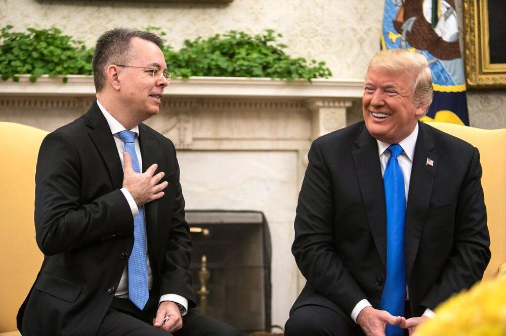 """Η νίκη του Trump επί της Τουρκίας ανοίγει """"παράθυρο"""" ευκαιριών"""